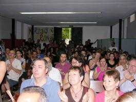 Presentación de la RSP Pte Vallekas, en la  Parroquia San Carlos Borromeo