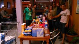 21/06/2014 - Recogida de la Despensa Solidaria de Aldaia