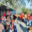 Huelga en Konecta, Bollullos