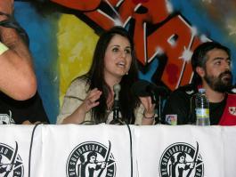 Intervención de Esther López Barceló, diputada de EU en Corts Valencianes