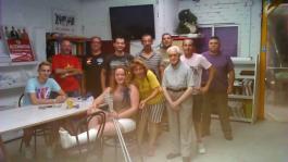 19/06/2014 - Asamblea de la RSP de Aldaia