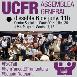 Unitat Contra el  Feixisme i el Racisme, XSP Terrassa