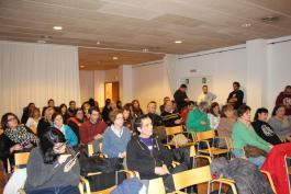 Presentació del #docuRSP a Terrassa